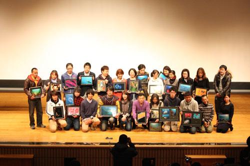 第23回串本海中フォトコンテスト授賞式