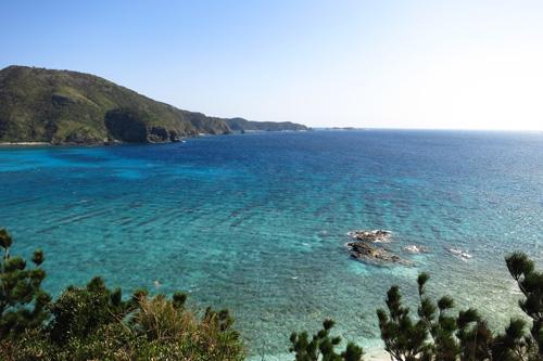阿嘉島で一番好きな場所