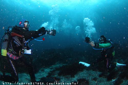 海のガンマン