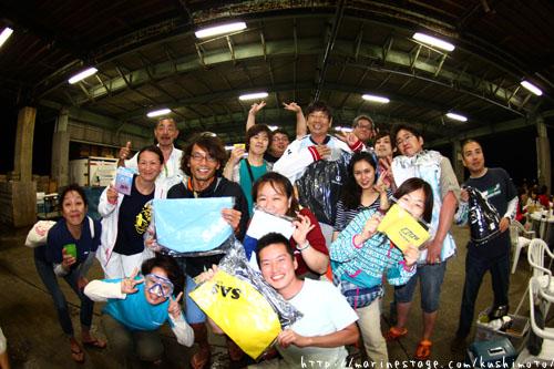 串本ダイビング祭り BBQ大会!!