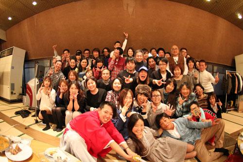 大阪オフ会2014集合写真