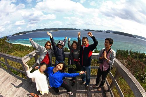 北浜(ニシバマ)展望台