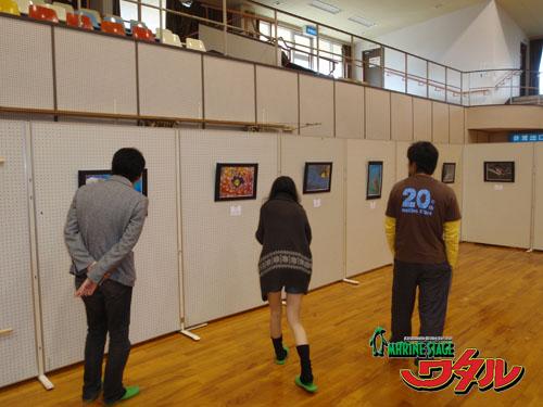 串本海中フォトコンテスト 受賞作品展示