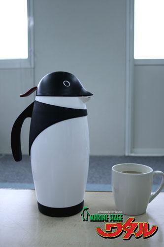 引越し祝いありがとうございます!ペンギンポット