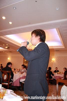 結婚式 ドキドキのトーク