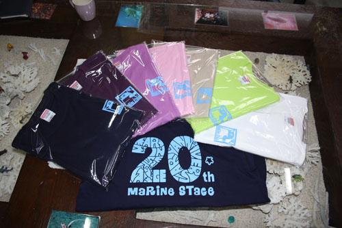 マリステTシャツ カラーサンプル