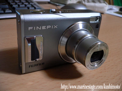 FUJIFILM FinePix F31